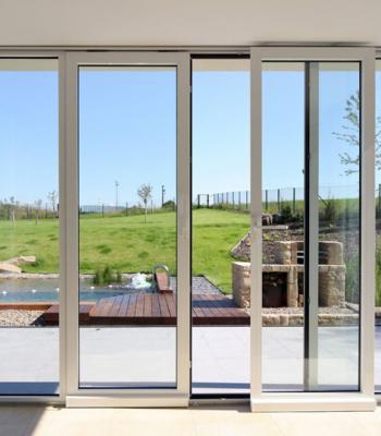 Finestre scorrevoli e pareti panoramiche aluboma - Si espongono alle finestre ...