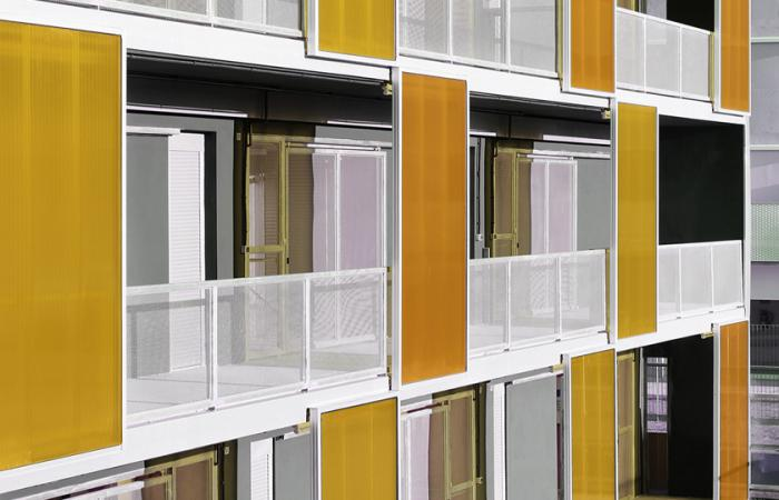 Pannelli scorrevoli frangisole in alluminio aluboma - Pannelli oscuranti finestre ...